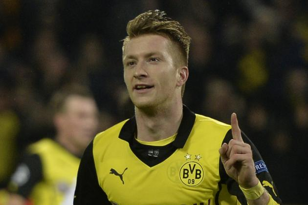 Manchester United Transfer Rumours: Marco Reus Won't Fix Red Devils