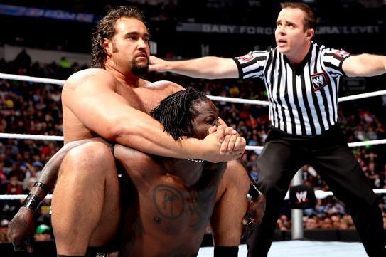 Alexander Rusev vs. R-Truth and Xavier Woods: Winner and Post-Match Reaction