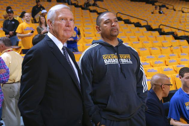 Report: Mark Jackson Doesn't Want Jerry West Attending Team Activities