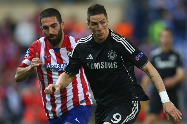 Chelsea vs. Atletico Madrid: Live Player Ratings