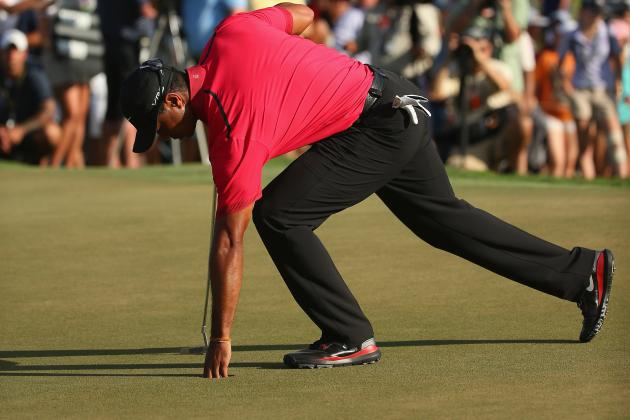 Tiger Woods Injury Update: Latest Reports Before Wells Fargo Championship 2014