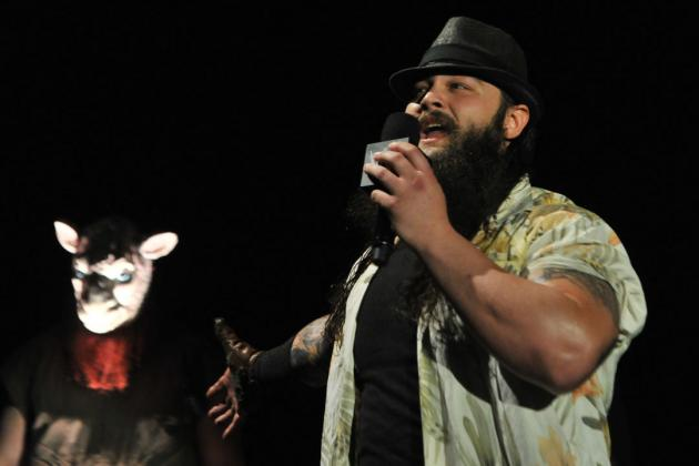 Examining the Wyatt Family's Relationship with the WWE Live Audience