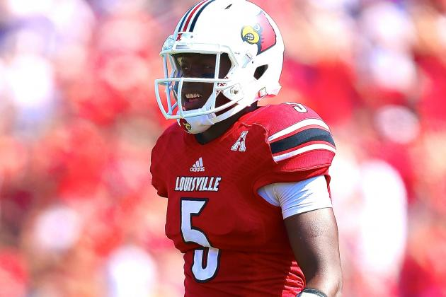 How Falling Down the Draft Board Could Be a Blessing in Disguise for Bridgewater