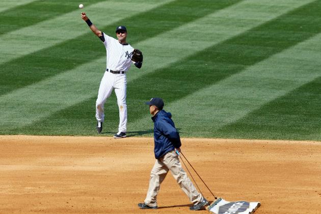 Would the Yankees Have Been Better off If Derek Jeter Had Left Shortstop?