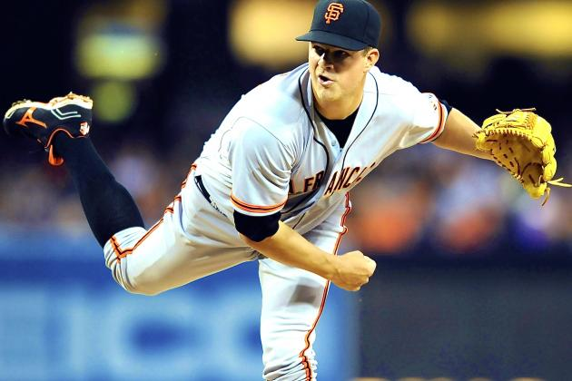 Matt Cain Injury: Updates on Giants Pitcher's Finger and Return