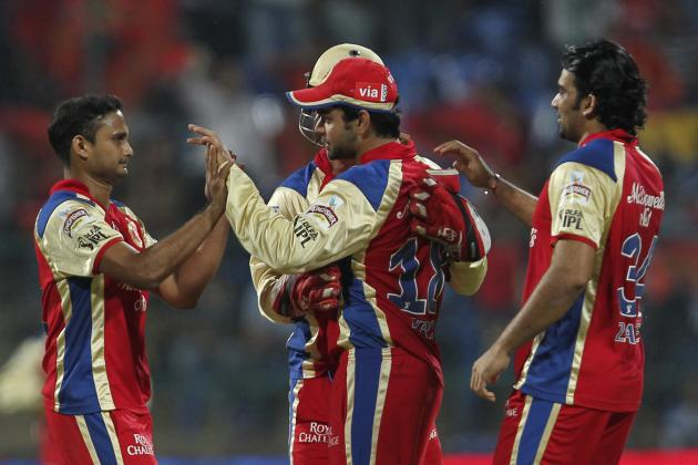 Royal Challengers Bangalore vs. Sunrisers Hyderabad, IPL: TV Info and Preview