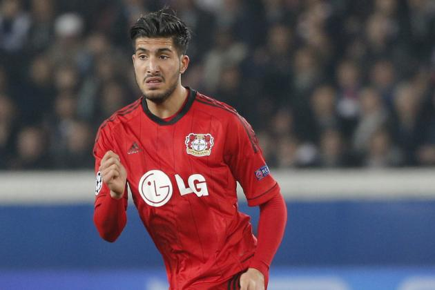 Liverpool Transfer News: Reds Wise to Chase Emre Can and Son Heung-Min