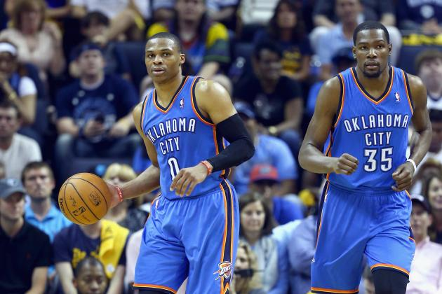 Kevin Durant Can't Take Back Seat to Russell Westbrook Now