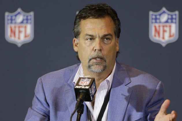 St. Louis Rams Reportedly out of the Running for Hosting 'Hard Knocks'