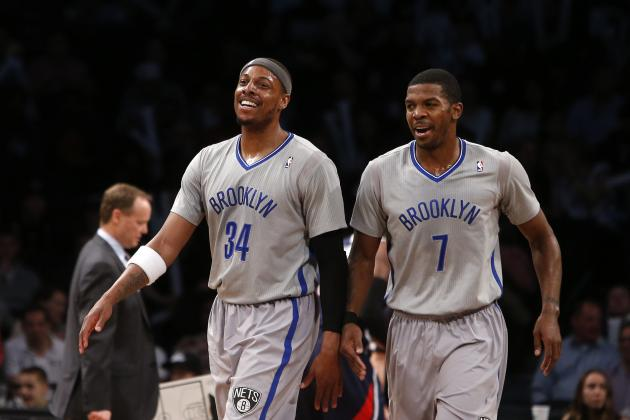 Brooklyn Nets Putting New Spin on Small-Ball Mismatches During NBA Playoffs
