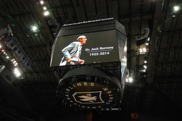 Portland Trail Blazers Unveil Patch to Honor Legendary Dr. Jack Ramsay
