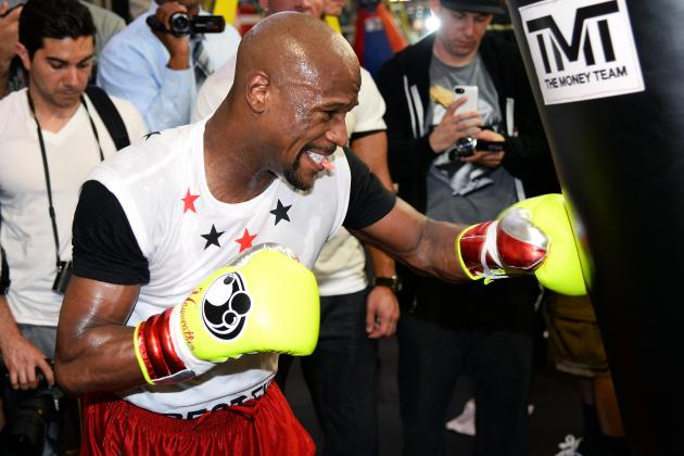 Mayweather vs Maidana Prize Money: Breaking Down Fight Purse and Fighter Payouts