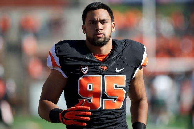 Scott Crichton NFL Draft 2014: Scouting Report Breakdown for Vikings DE
