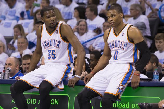 Oklahoma City Thunder: Three Scapegoats for First-Round Struggle