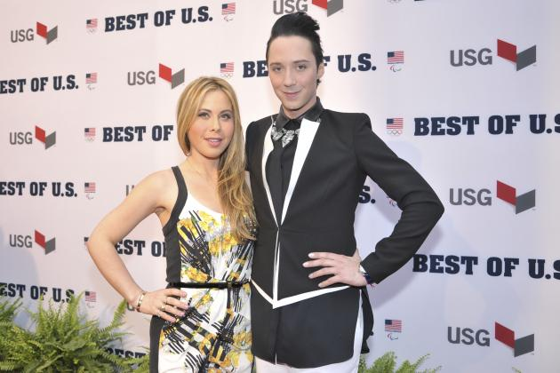 Johnny Weir and Tara Lipinski Will Be a Sartorial Hit at Kentucky Derby