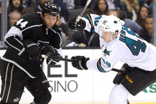 San Jose Sharks: What Must Be Done to Regain Momentum?