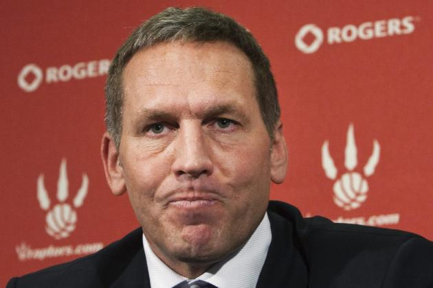 Report: Ex-Raptors GM Bryan Colangelo Is 'Leading Candidate' to Run Pistons