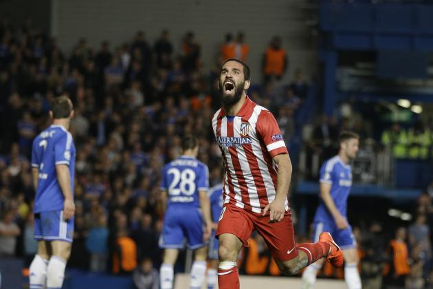 Chelsea vs. Atletico Madrid: Score, Grades and Post-Match Reaction