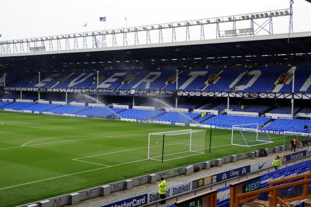 Lack of Council Funding Damages Everton's Plan for New 50,000-Seater Stadium