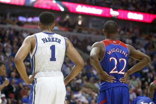 NBA Draft 2014: Latest Predictions for Top Prospects on Road to Lottery