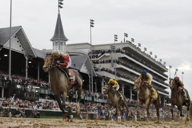 Kentucky Derby 2014 Post Positions: Updated Odds for Entire Lineup After Draw
