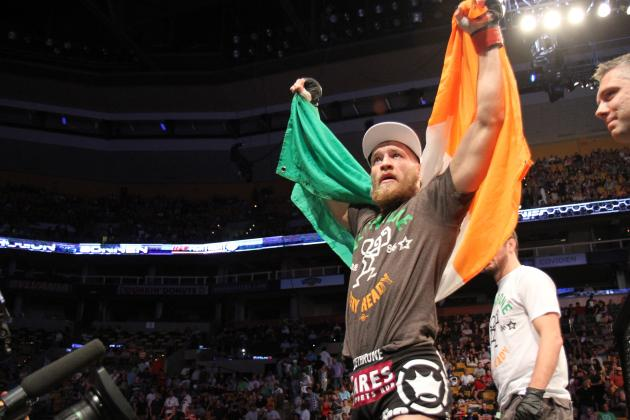 Conor McGregor vs. Cole Miller to Headline UFC Fight Night 46 in Dublin, Ireland