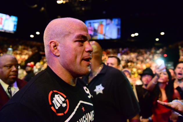 Tito Ortiz Avoids Jail Time, Sentenced to 36 Months Probation in DUI Case
