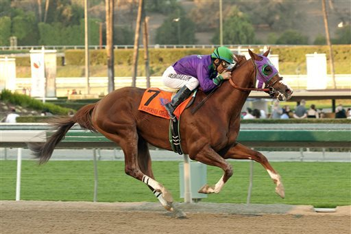 California Chrome Will Crush Competition at 2014 Kentucky Derby
