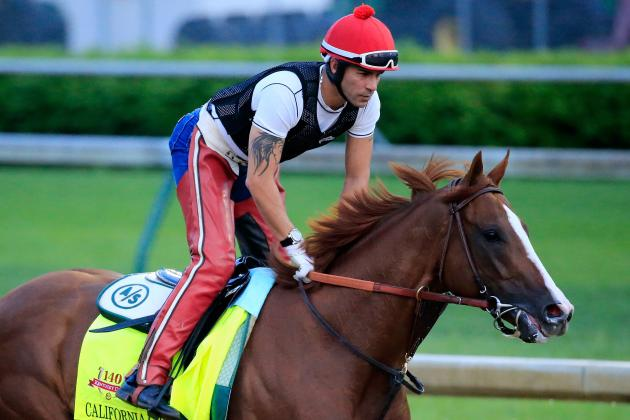 Kentucky Derby Draw 2014: Post Positions, Field and Race Preview