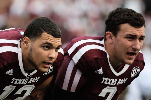 Trio of high-profile Texas A&M prospects to work out for Rams