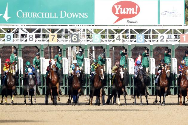 Kentucky Derby 2014 Odds: Morning Line on Entire Field After Post Positions Draw