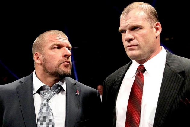 Kane Needs A Break from WWE Programming After Extreme Rules