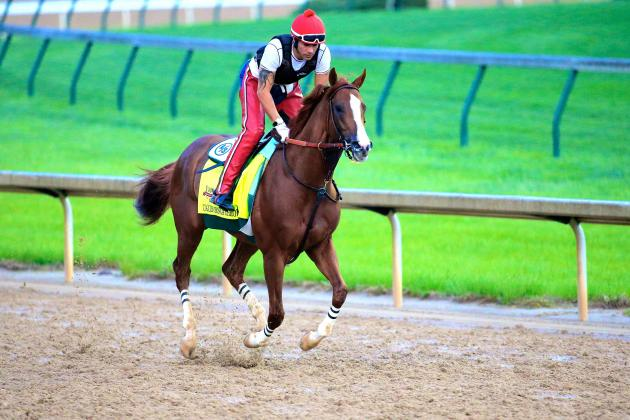 From Dark Horse to Derby Favorite: The Unlikely Story of California Chrome