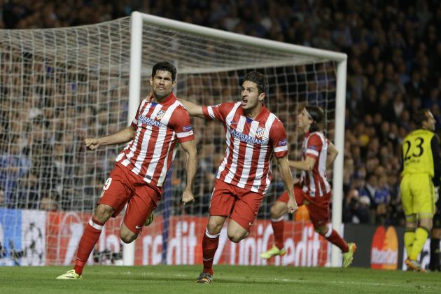 Champions League Final 2014: Analysing Atletico's Chances to Win UCL Crown