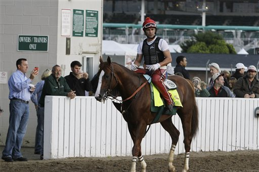 2014 Kentucky Derby: Post Positions, Odds and Race Schedule for Churchill Downs