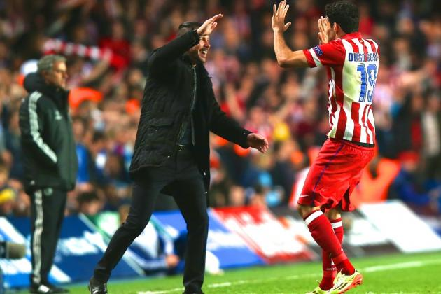 Atletico Madrid and Diego Simeone Announce Their Arrival with Convincing Win