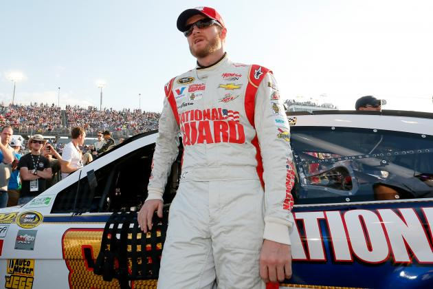 NASCAR at Talladega 2014: Latest NASCAR Team News, Top Drivers and More