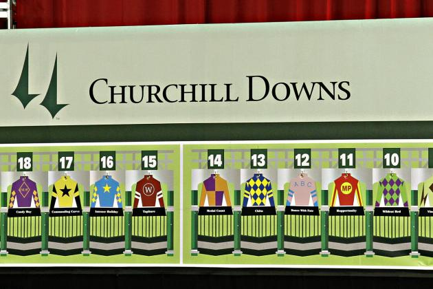Kentucky Derby Odds 2014: Updated Lines and Favorites After Post Positions Draw