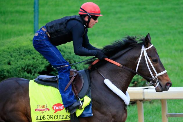 Kentucky Derby 2014 Horses: Odds and Post Positions for Contenders and Sleepers