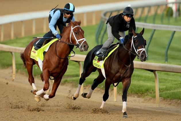 Kentucky Derby 2014: Post Positions, Latest Vegas Odds and Picks After Post Draw