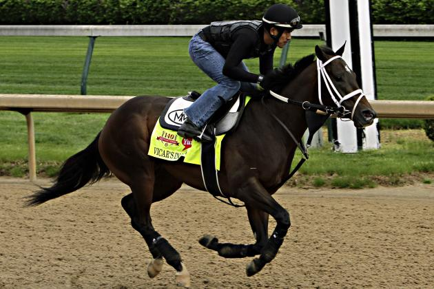 Kentucky Derby Entries 2014: Field Odds, New Favorites After Post Positions Draw