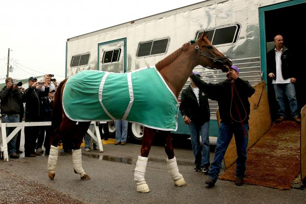 2014 Kentucky Derby: Analyzing Morning-Line Favorites at Churchill Downs