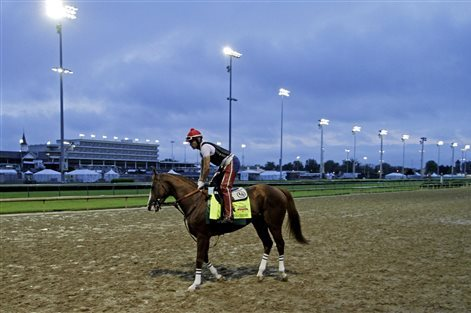 Kentucky Derby 2014 Horses: Full Lineup, Favorites and Sleepers in 140th Race