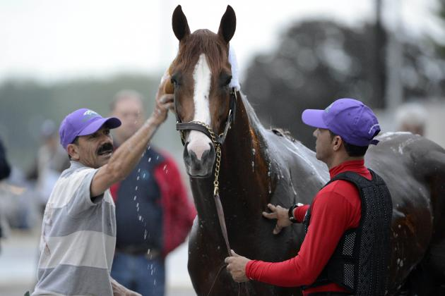 Kentucky Derby 2014: Latest Jockey News, Post Positions and Betting Odds