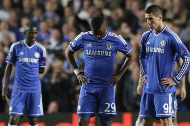 Chelsea Get Beaten at Their Own Game as Champions League Dream Is Ripped Apart