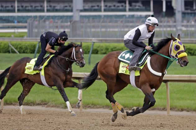 Kentucky Derby Post Draw: Top Horses That Will Benefit Most from Post Positions