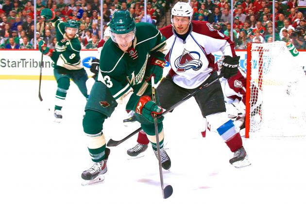 Minnesota Wild vs. Colorado Avalanche Game 7: Live Score and Highlights