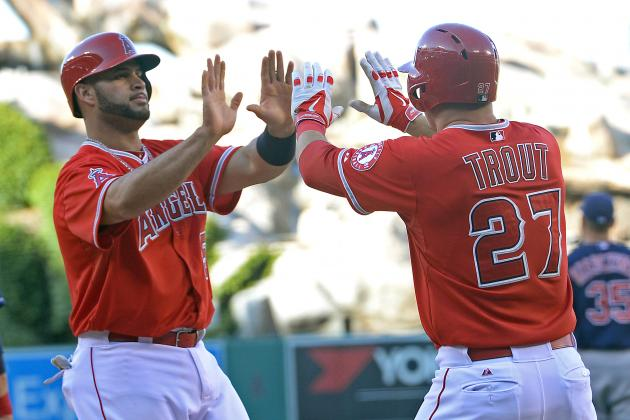 Angels Beat Indians 7-1, Extending Skid to 6