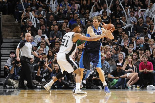 Dallas Mavericks vs. San Antonio Spurs: Postgame Grades and Analysis