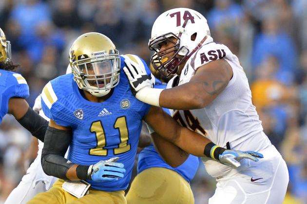 2014 NFL Draft: How Does Anthony Barr Compare to 2013 Draft's Top Pass-Rushers?